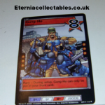 G.I.Joe Trading card Game 2004 27/114 No 27 Gung-Ho (uncommon) @sold@